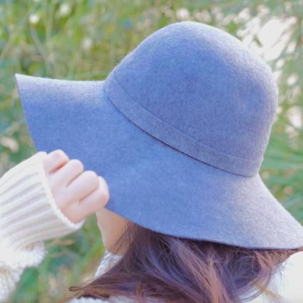 【DIY】ぶかぶかのハットを自分のサイズにする裏技
