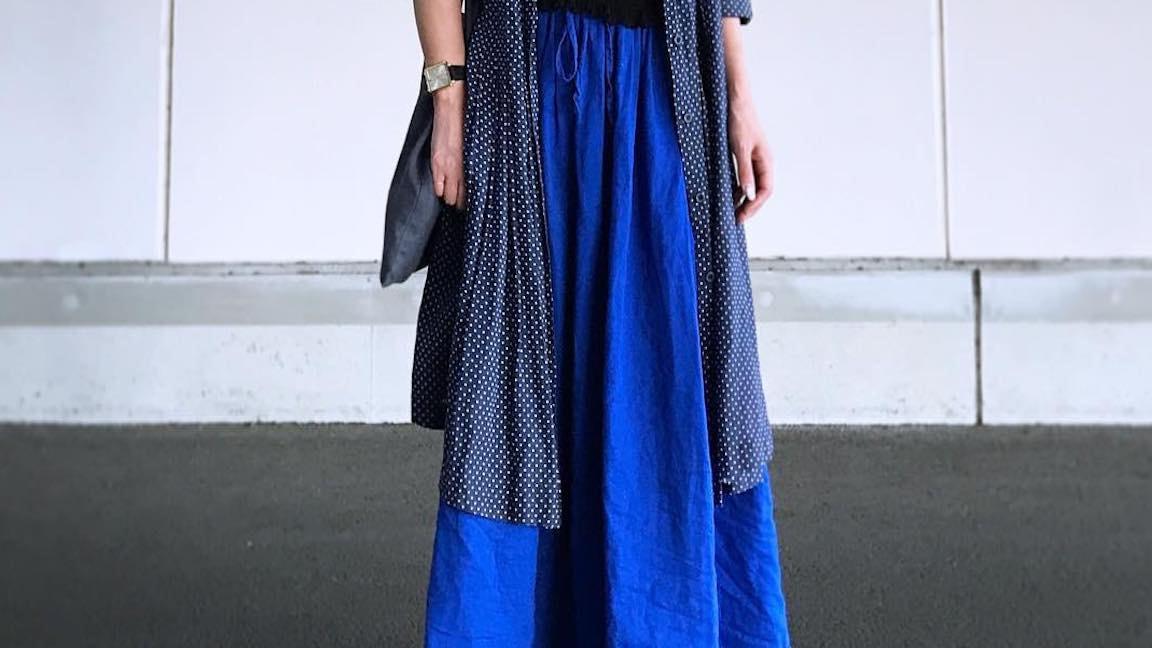気分に合わせて七変化!インスタ映え必至のカラースカートコーデをご紹介!