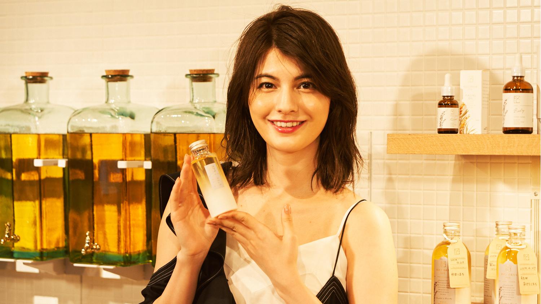 紫外線対策・ダイエットにも!美容家も推薦する米油の専門店がオープン