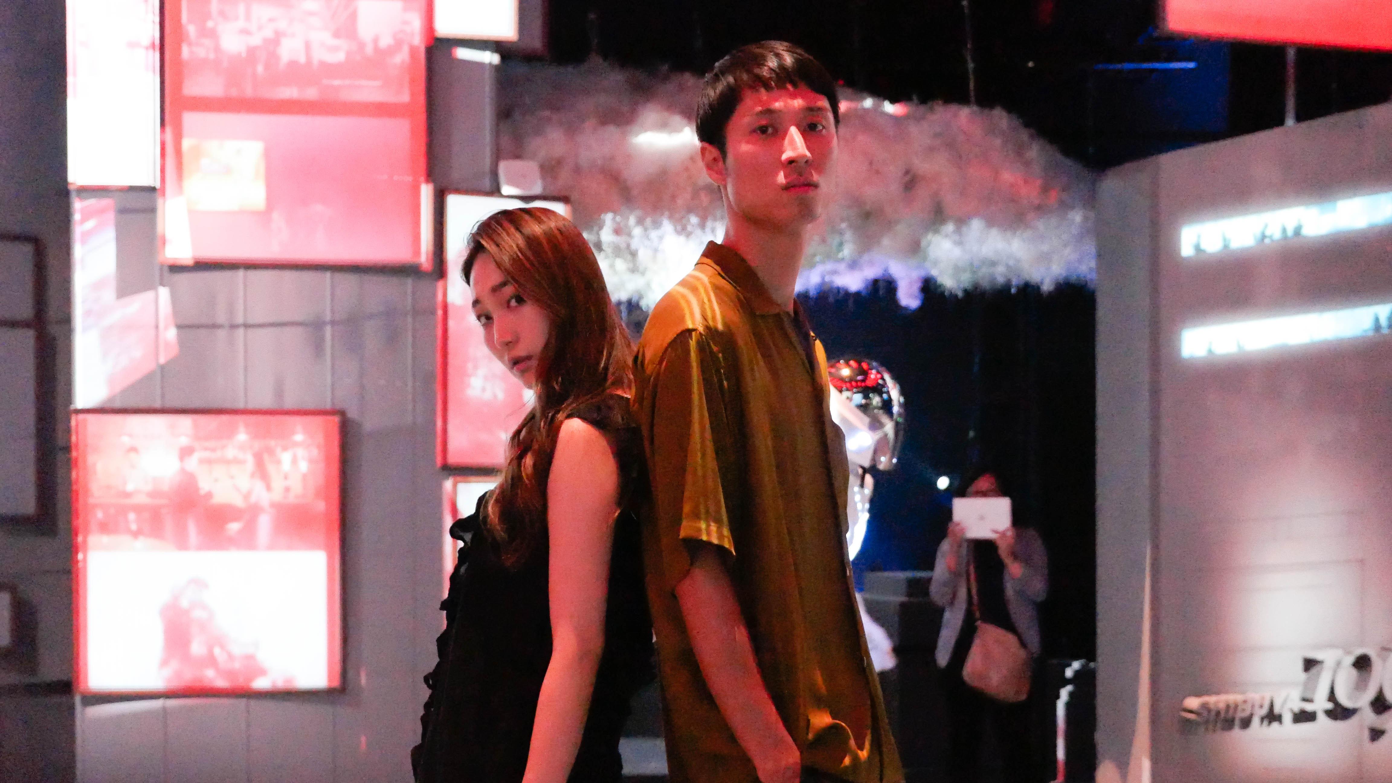 屋内デートはムードと迫力満点のTOKYO ART CITY by NAKEDで【夏のデートコーデ】
