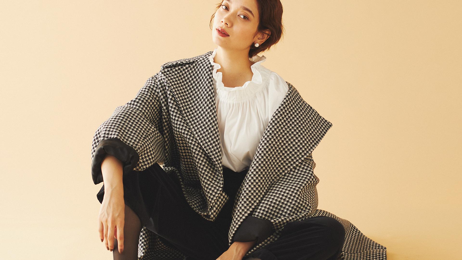 【スタイリストの私的ベスト1】早川すみれが恋した永遠のガールコート