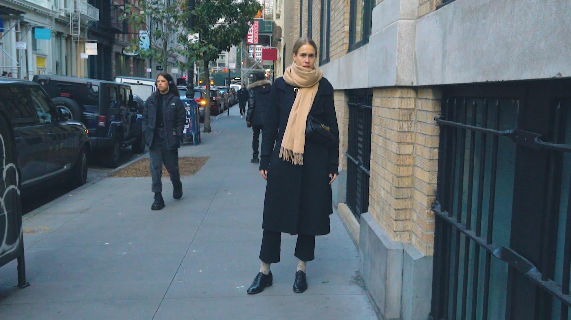 【NY】クオリティを重視したベーシックな大人スタイル