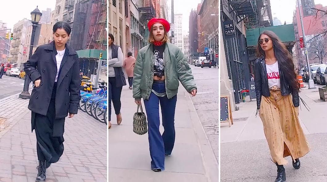 手本にすべきはニューヨーカー!最新ファッションをまとめて紹介