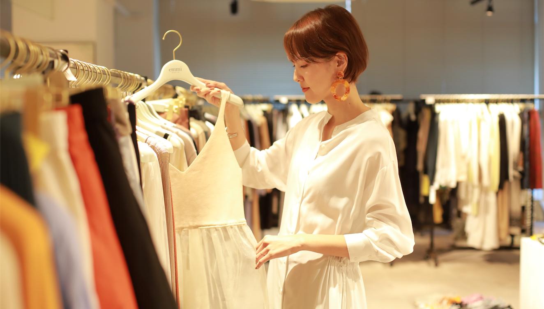 emmi PR上枝さんのPM15:00お仕事編【It Girl Style】