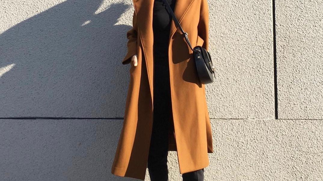冬の着やせファッションにおすすめ!3つの華奢見えテク公開