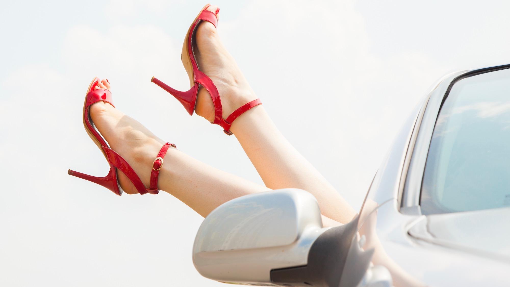 現実を変える靴の魔法〜ヴィーナスマイの愛の女神通信〜
