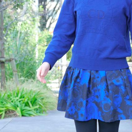 【DIY】簡単に対処できる!?ぶかぶかのスカートが落ちてこない履き方