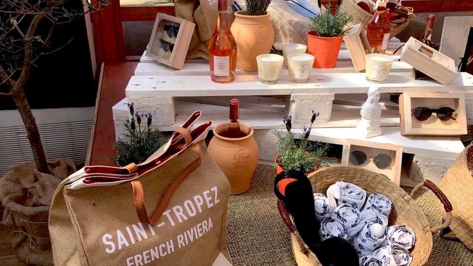 サントロペを体験出来る「La Cigale」が、3日間限定でポップアップバー&ショップオープン