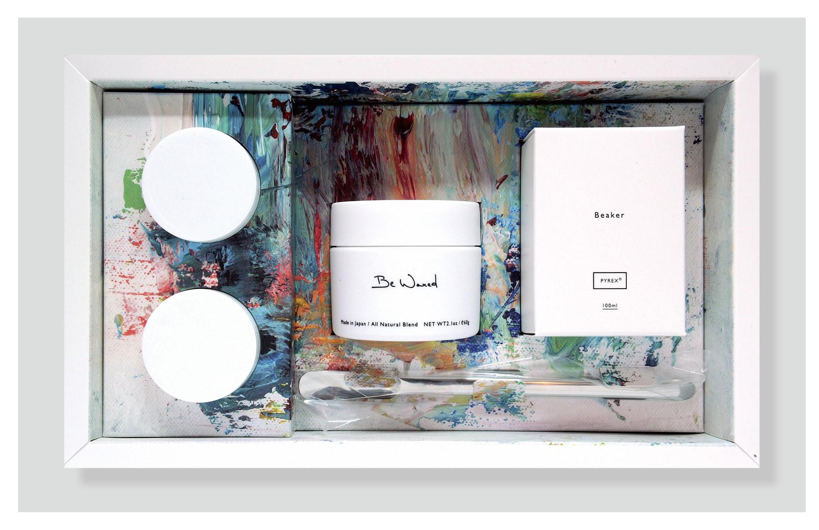 好きな香りで自分だけのオリジナル保湿バームが作れる、Be WaxedのKit Box