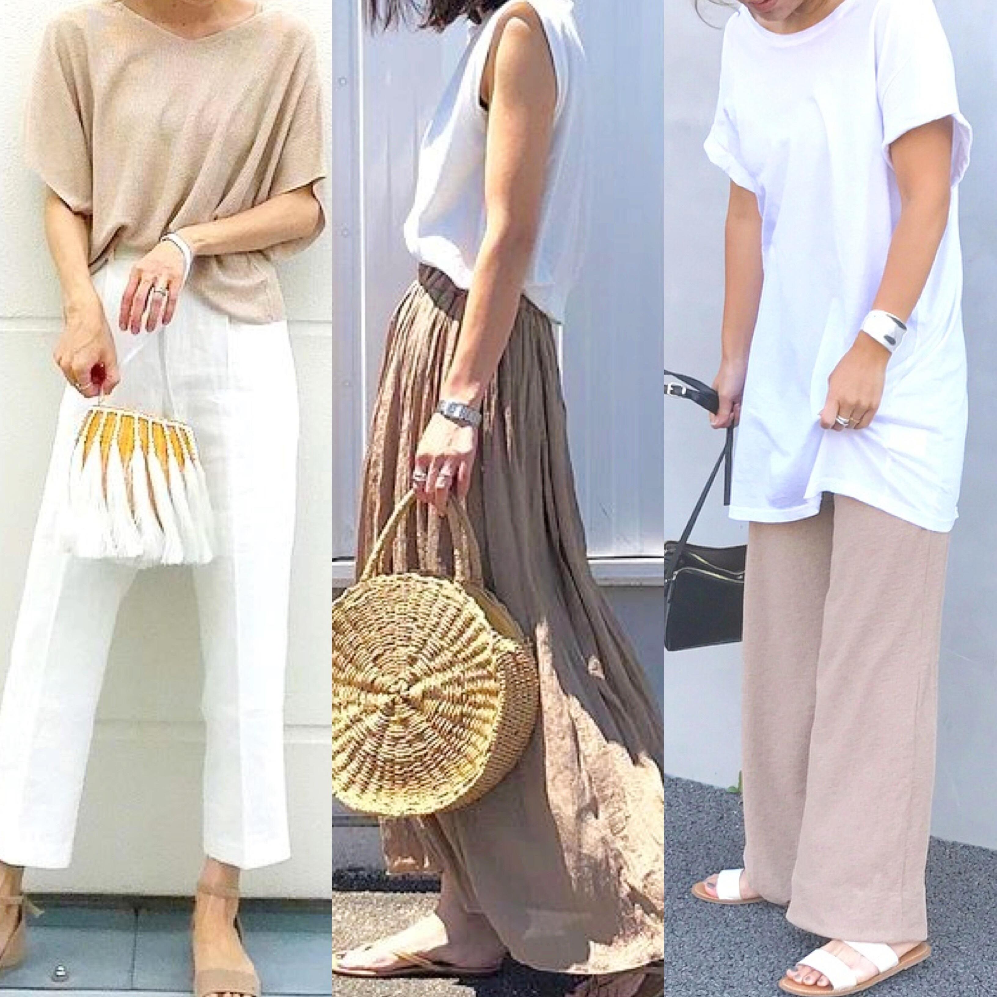 【MINESスナップ】イイ女見え確実な、アラサー女子ファッションって?