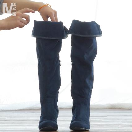 【DIY】お気に入りを長く履きたい!スエードブーツのお手入れ法