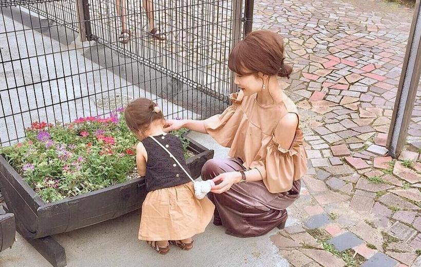 ママもオシャレを思いっきり楽しもう!夏の爽やかママコーデ特集