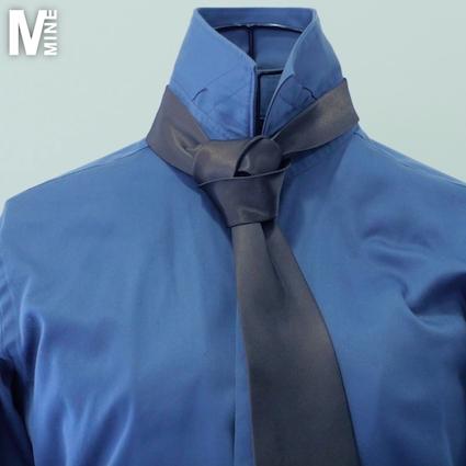 【DIY】女性も男性も必見!彼にしてあげたいパーティー用ネクタイの結び方 Vol.6【トリ二ティーノット】