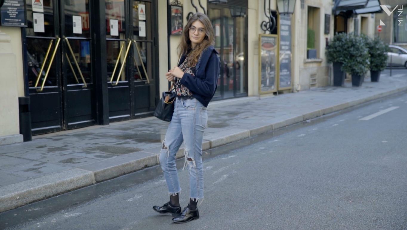 【Paris】シンプルから個性派まで、自分のスタイルを確率するパリジェンヌたち