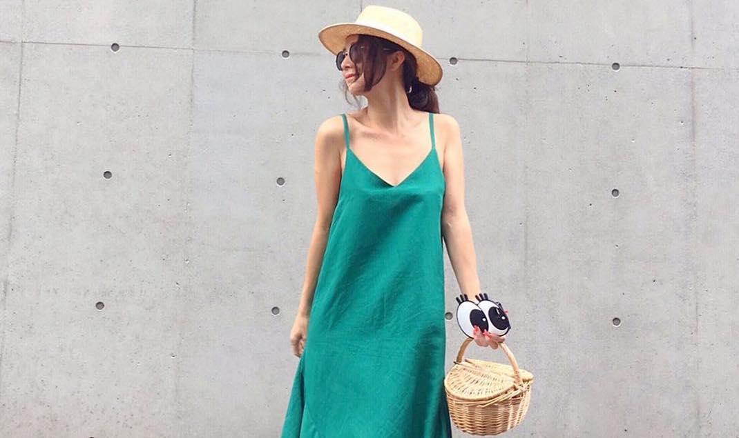 インスタグラマーの夏コーデをチェック!今日のファッションに自信をつけよう