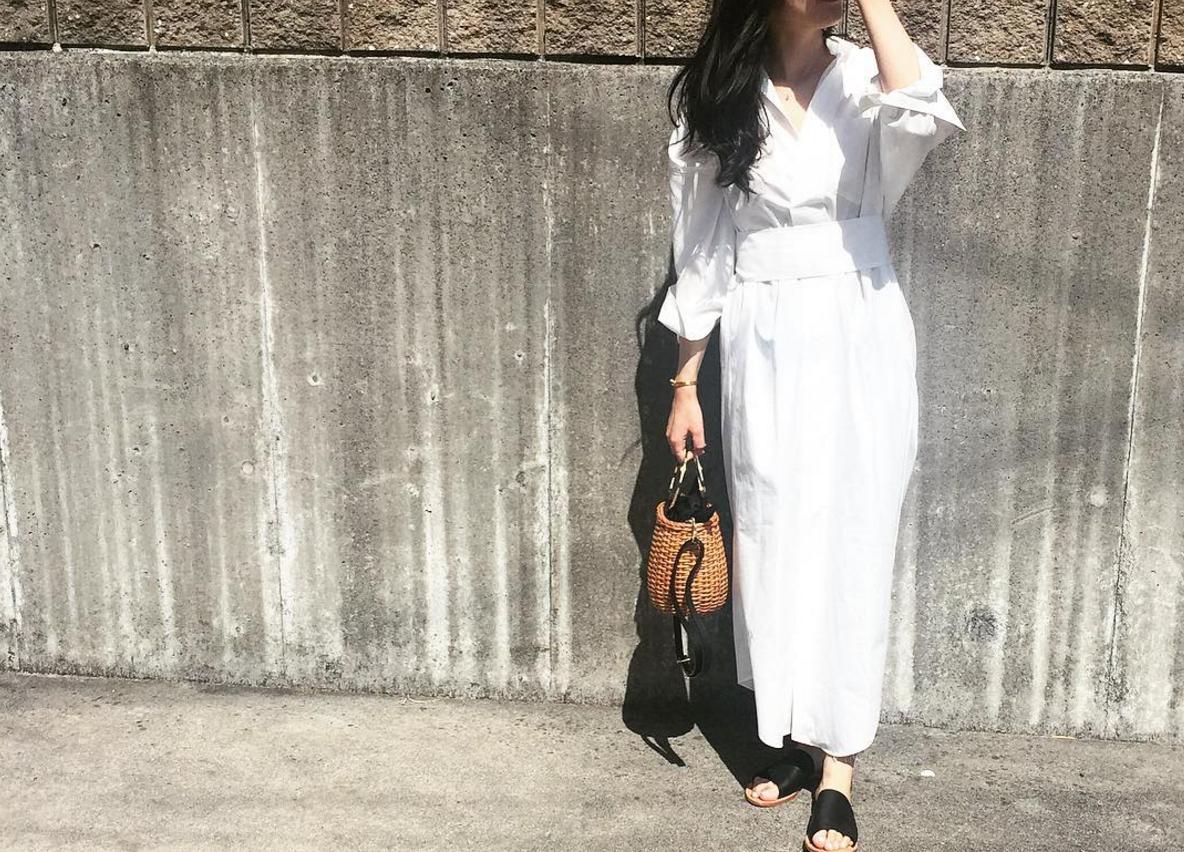 爽やかな大人女子の魅力を演出!春夏コーデに活用したい白スカート着こなし術