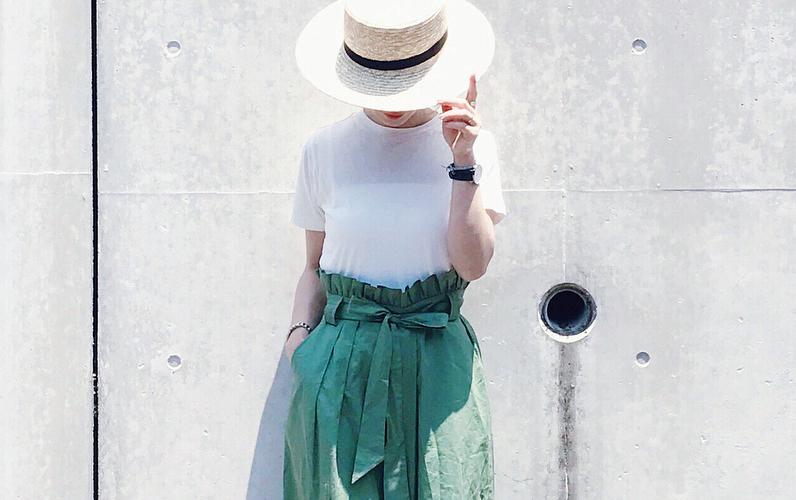カジュアルすぎないのが洒落見えのコツ!30代ファッションはシンプルでちょい上品に