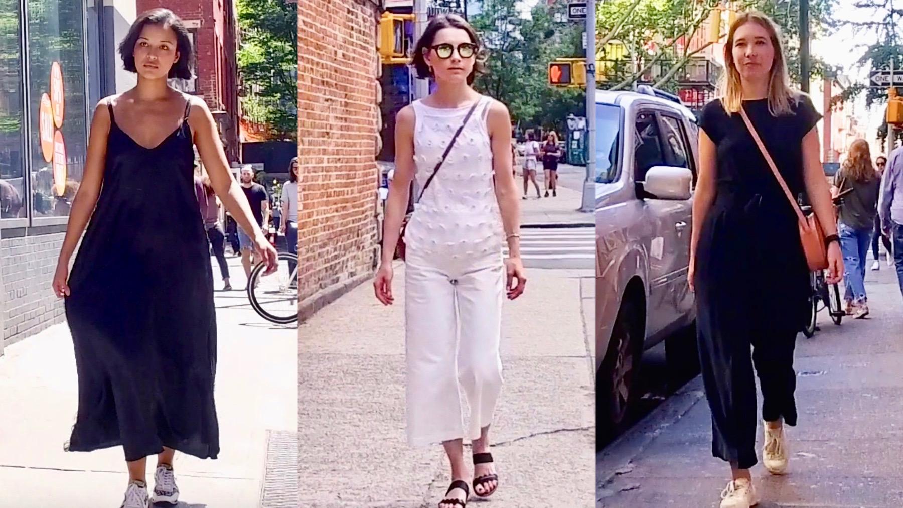 NYの街中から最旬サマーファッションをお届け!