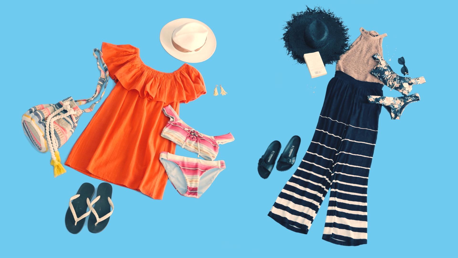 海の季節到来!今年の夏は、ビーチファッションを楽しむヒトになる