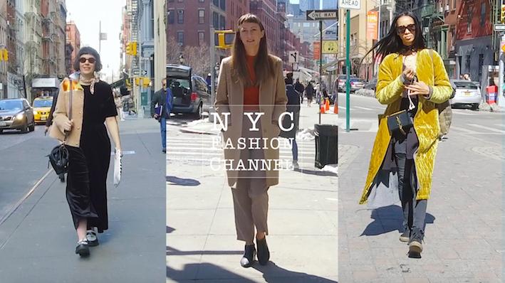 ブロガーからスタイリストまで!春の最新ニューヨークストリートファッション