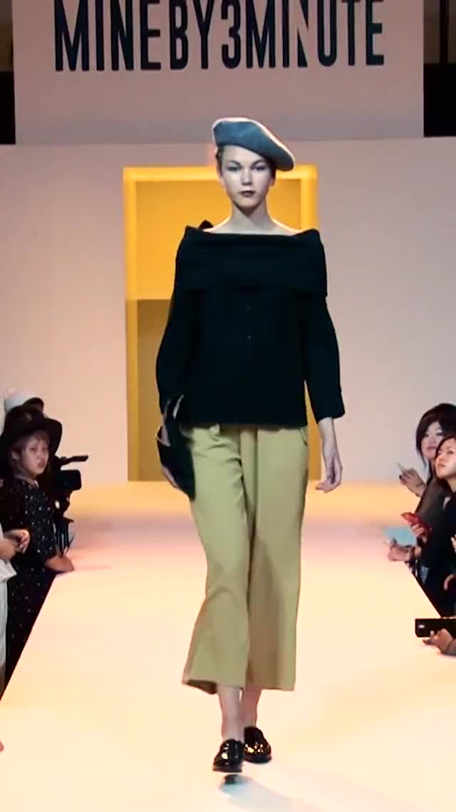 MINE BY 3M THE PARTY 2016 --GINI-- Fashion show look9