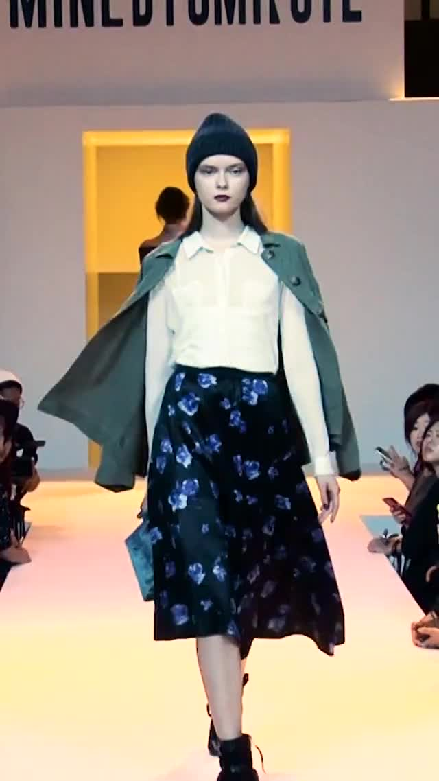 MINE BY 3M THE PARTY 2016 --GINI-- Fashion show look8