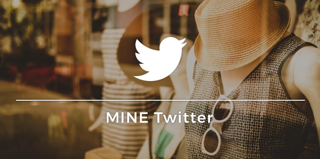 MINE Twitter